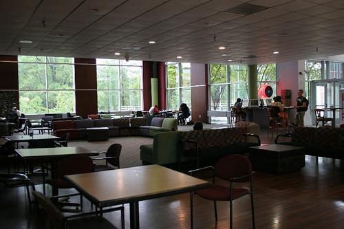 Pan Am Center Study Room
