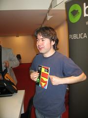 Foto oficial de entrega del premio (by jmerelo)