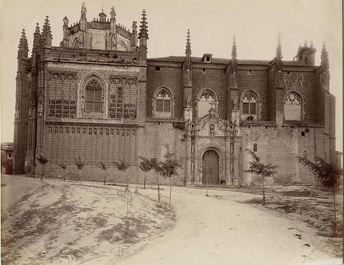 Monasterio de San Juan de los Reyes. Foto Martinet y Hautecoeur