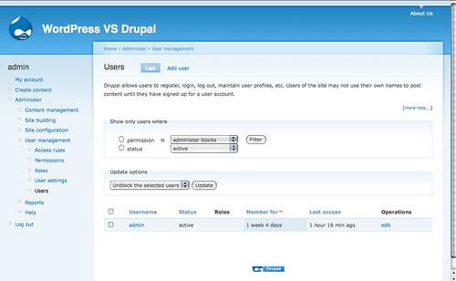 Drupal_Users_Default