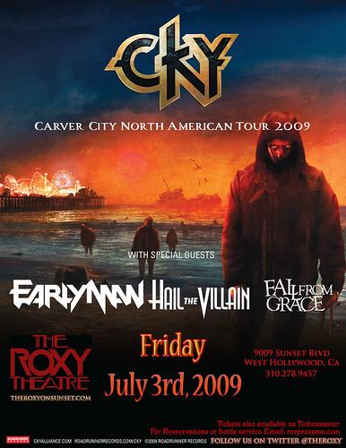 CKY July 3, 2009