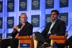 Kevin Kelly, Esam Janahi - World Economic Forum on the Middle East 2009 (World Economic Forum) Tags: world sea dead kevin forum east jordan wef kelly middle economic 2009 jor mideast esam jordan09 janahi
