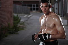 Jeremy: MMA Fighter in the Alley 1 (budrowilson) Tags: portrait canon alley vivitar 285 broadst mma 70200f28 mixedmartialarts 50d 285hv alzo weebly cybersyncs
