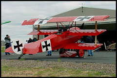 The Red Baron's Plane ... not really (thegreatlandoni) Tags: usa history museum america plane vintage airplane photography airport cool colorado lafayette photographer technology unitedstates outdoor aviation military sony wwi memories denver aeroplane foundation airshow memory worldwarone hudson ww1 mavica greatwar amateur propeller dri prop flyin biplane radial landon fokker aeronautical adobephotodeluxe andyparks vintagetechnology plattevalley ftlupton landoni mvccd1000 thegreatlandoni jimlandon jamesparks radialpowered