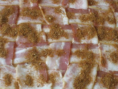 Bacon Explosion