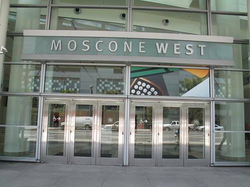 Moscone West WWDC 2009