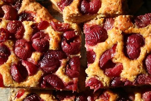 Kuchen Mit Frischen Kirschen Tobias Kocht