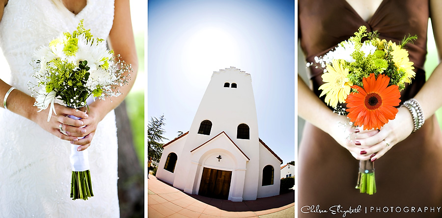 Bethania Lutheran Church Wedding Solvang