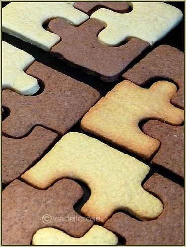Puzzle Cookies