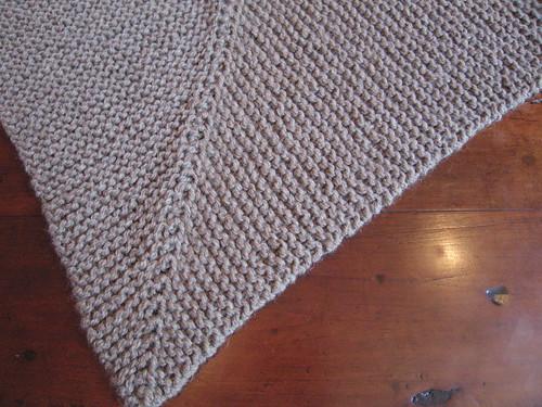 Garter Ridge Blanket