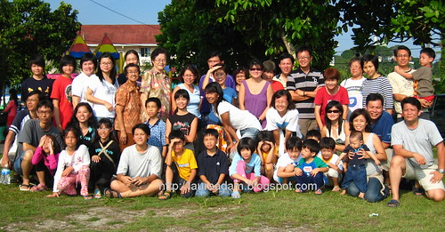 big family photo 2009