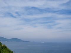 小樽港からの船出
