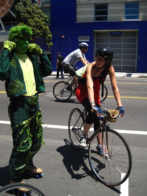 hi, señor green