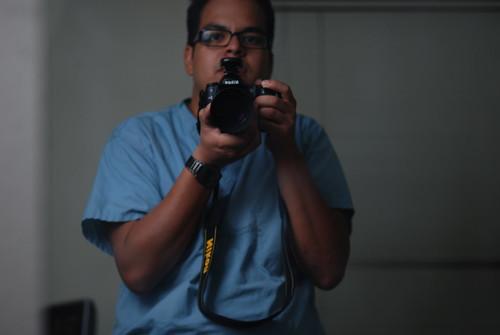 i got a Nikon D80
