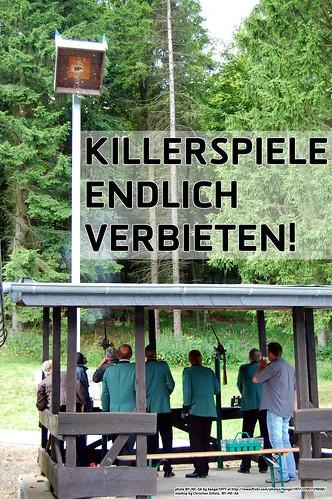Killerspiele endlich verbieten!!