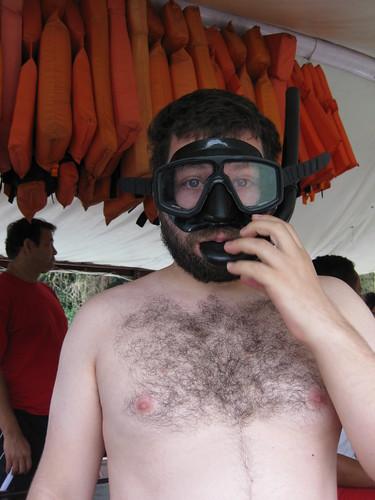 snorkel mike
