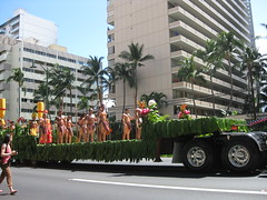 King Kamehameha Parade