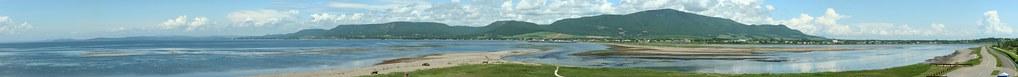 Panorama de Carleton-sur-mer
