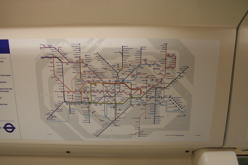 "New ""tube"" map"