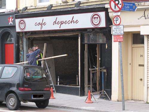 cafe depeche