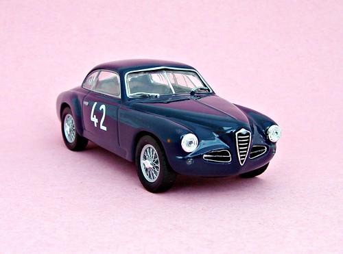 Flickriver Photoset 1951 Alfa Romeo 1900 Sprint Diecast Scale
