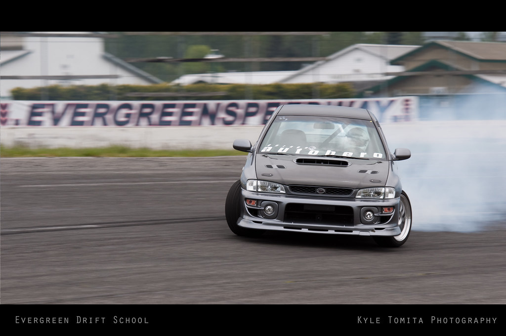 Evergreen Drift School 6