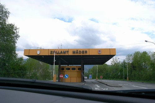 Swiss-Austrian Border