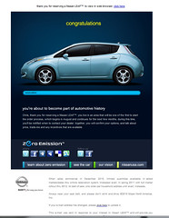 Email From Nissan 5-17-2010