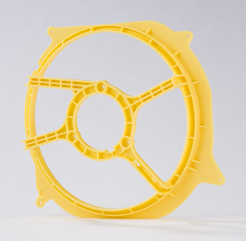 CreativeTools.se - ZBuilder 3D-printed sample part 006