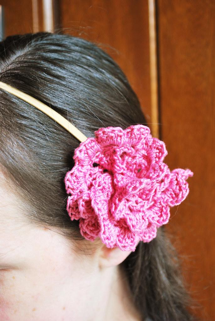 doily headband