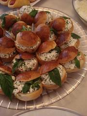 Lor Salatası ve sandviç ekmeği