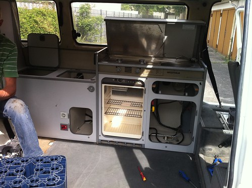 restauration vw  westfalia joker einbau moebel westfalia