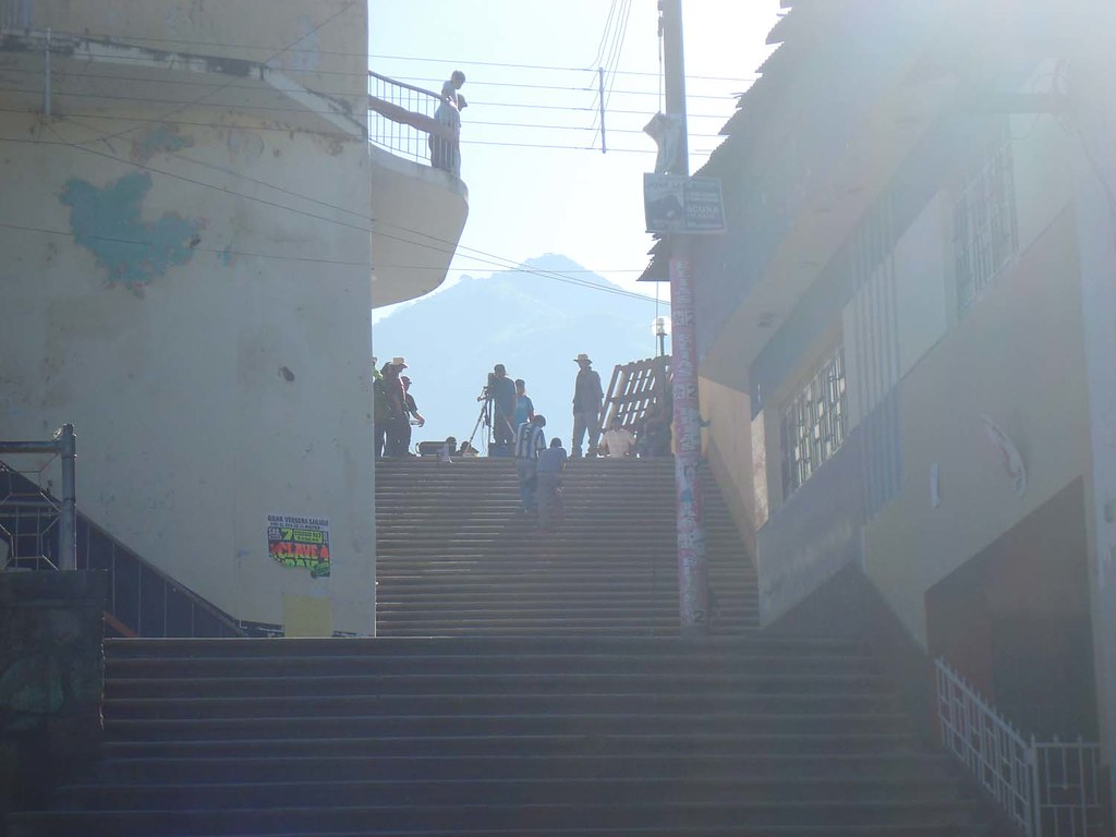 Rodaje de Chicama