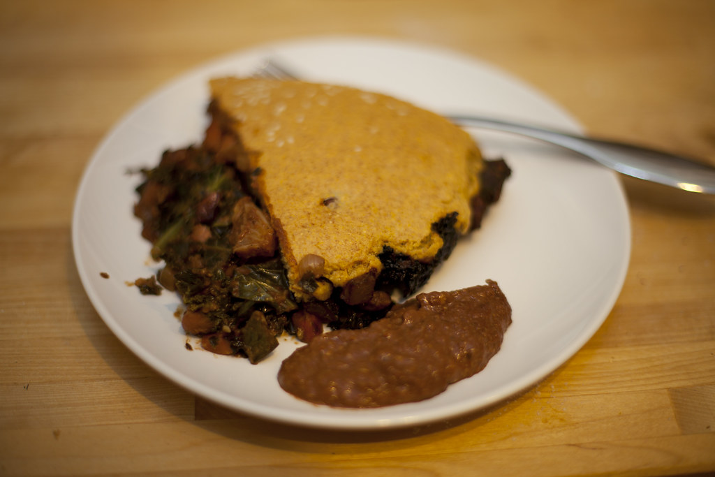 Chile-Chocolate Mole with Mexican Millet