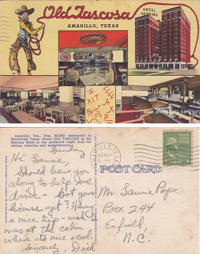 Old Tascosa - Amarillo
