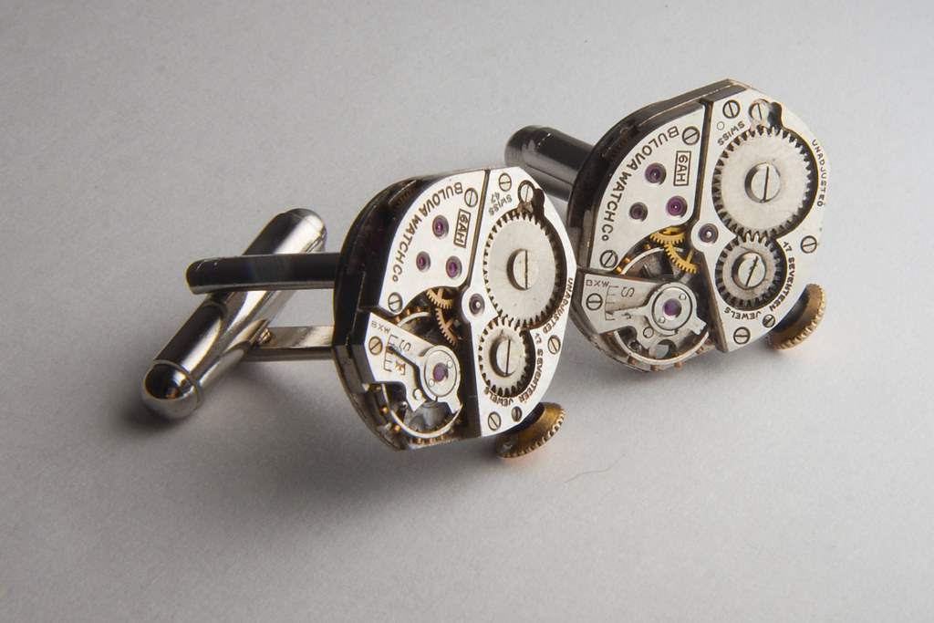 Cufflinks by AMagill, on Flickr