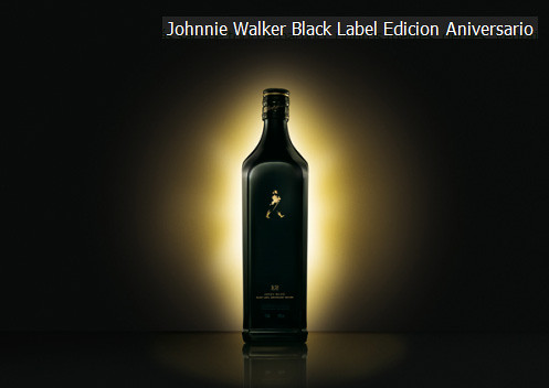 Johnnie Walker Black Label Edicion 100 Aniversario