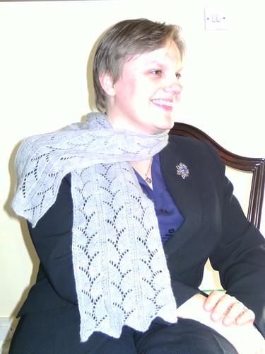Mum's scarf