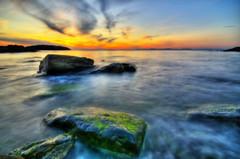 Ølberg sunset revisited (Per Erik Sviland) Tags: sunset norway photoshop nikon erik per sola hdr orton d300 cs4 pererik photomatix supershot 9exp ølberg anawesomeshot sviland sqbbe pereriksviland