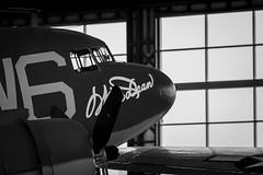 C47 Skytrain Willa Dean (JM L) Tags: aircraft wwii warbirds lyonairmuseum johnwayneairport c47 dc3 sna