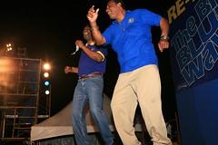 Zone 1 Big Blue Wave (uppantigua) Tags: election antigua campaign 2009 upp antiguabarbuda bigbluewave unitedprogressiveparty zone1candidates