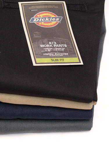 Dickies / WP873 Lower Rise Work Pant