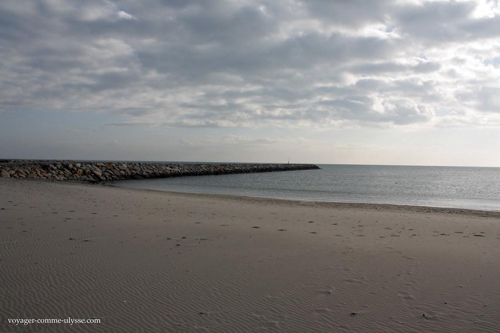 Praia de Saintes-Maries-de-la-Mer