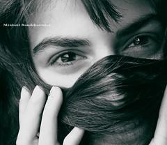 In Her Eyes (Mikheil Samkharadze (kesha)) Tags: woman love girl smile happy eyes hare uc kesha aplusphoto platinumheartaward beautifuf musicsbest