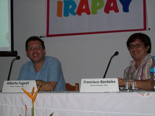 Alberto Fuguet en Iquitos 1