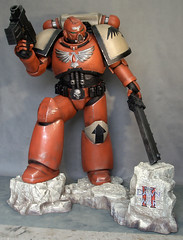 Dawn of War II - Life-Size Space Marine