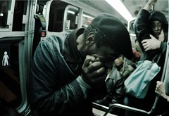 He Plays Harmonica (TJ Scott) Tags: sanfrancisco streetcar cinematic streetmusician hamonica tjscott