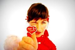 Valentine wink