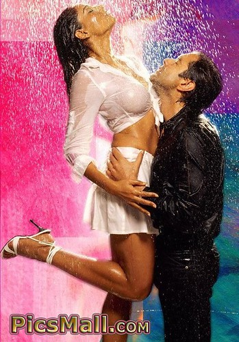 Bollywood stars Bipasha Basu and Bobby Deol