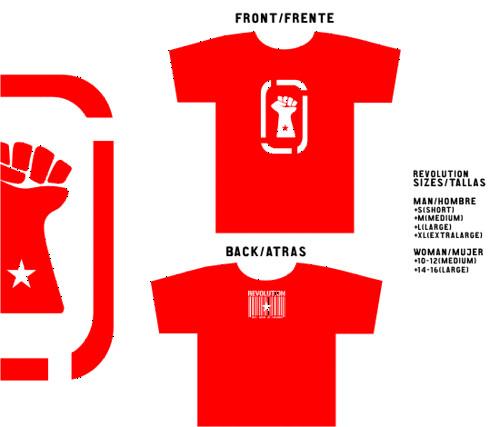 Colección 2003 - Logo Puño